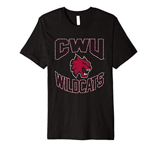 Central Washington CWU Wildcats T-Shirt cwuw1001