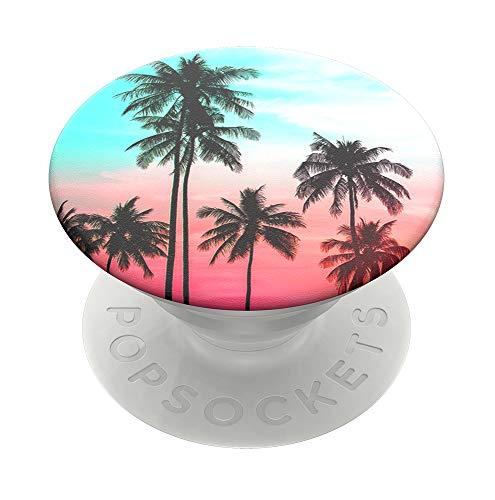 Popsockets GEN2 Tropical Sunset Graphic Suporte Para Celular Popsocket Pop socket Original Usa Clip
