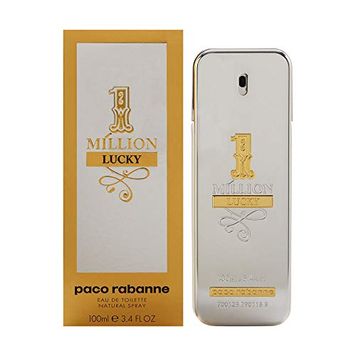 1 Million Lucky by Paco Rabanne Spray 100ml