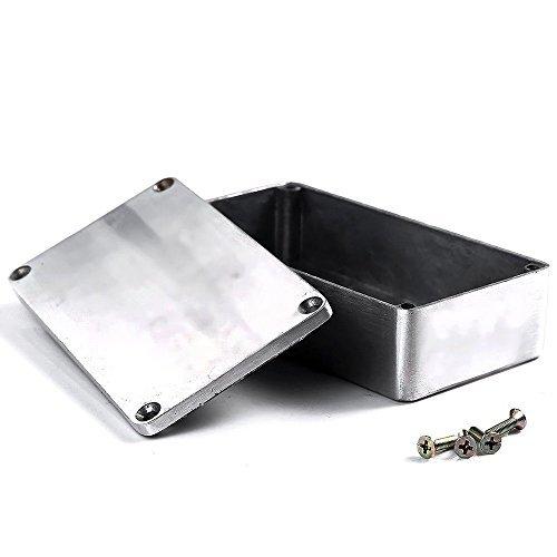 ESUPPORT 1590B 115x65x35mm Aluminum Metal Stomp Box Case Enclosure...