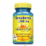 Nature's Life Cranberry Concentrate | 30 ct