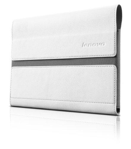 Lenovo Sleeve Plus - Funda Yoga 8 (con Protector de Pantalla), Blanco