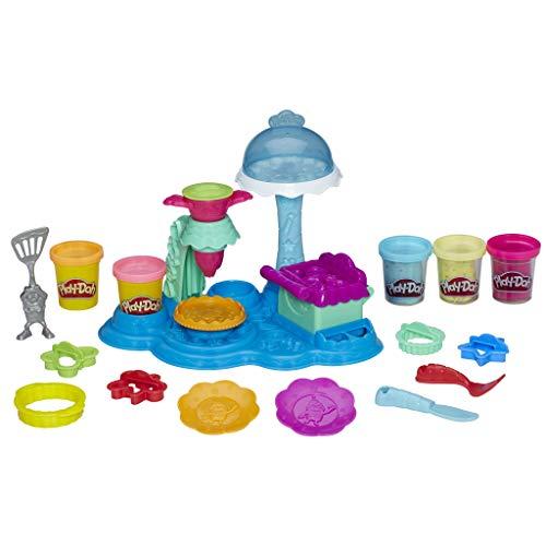Hasbro Play-Doh B3399EU6 - Kuchen Party Knete, für fantasievolles und kreatives Spielen