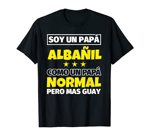 Hombre Albañil Papá Regalo Camiseta