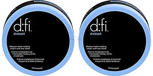 Revlon D:fi D:struct Pliable Moulding Cream SET 2 x 150g