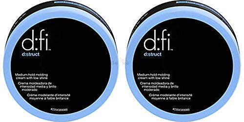 Revlon D:fi D:struct Pliable Moulding Cream SET 2 x 150g