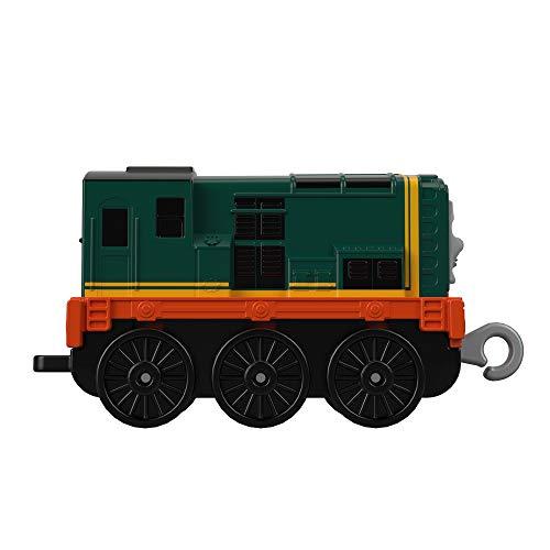 Il Trenino Thomas- Trackmaster Locomotiva a Spinta Paxton Giocattolo per Bambini 3+Anni, Multicolore, GDJ43