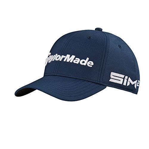 TaylorMade Herren Tour Radar Golf Cap, Navy, Einheitsgröße