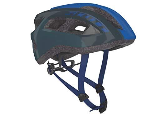 SCOTT 275217 fietshelm, unisex, volwassenen, nachtelijk blauw, 1 maat