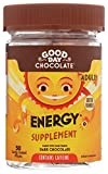 GOOD DAY CHOCOLATE Energy Supplement 50 Count, 50 CT