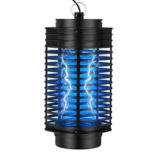 CANMIYOU Lampe Anti Moustique,3W UV piège Moustique,Non Toxique,Silencieux,Economie d'énergie...