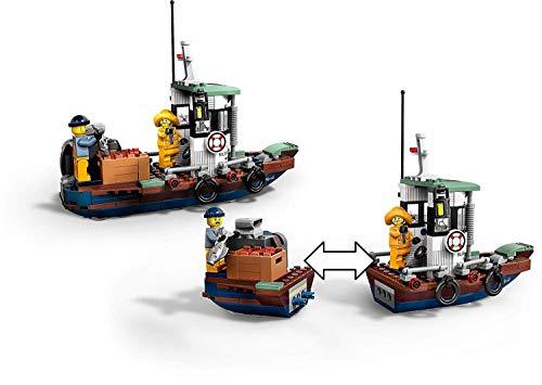LEGO-Hidden-Side-Il-Peschereccio-Naufragato-Set-di-Costruzione-Set-per-la-Realt-Aumentata-per-iPhoneAndroid-70419