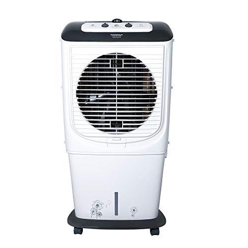 Maharaja Whiteline HYBRIDCOOL 65-Litre Air Cooler (White and...