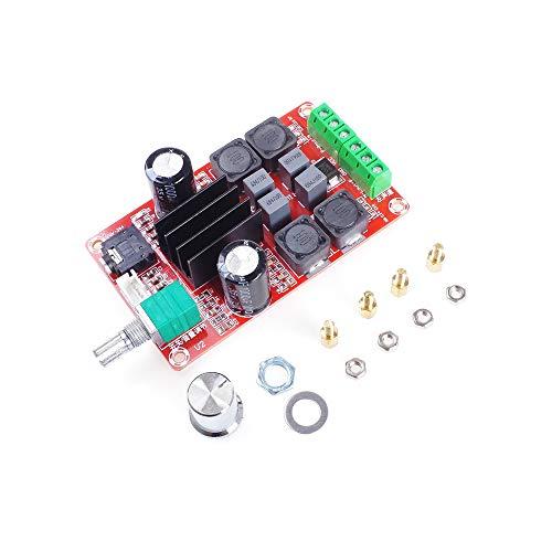 ANGEEK TPA3116D2 2 X 50W DC12V 24V Dual Channel Digitale Verstärker-Brett Leistungsverstärkerplatine Klasse D Audio Stereo AMP