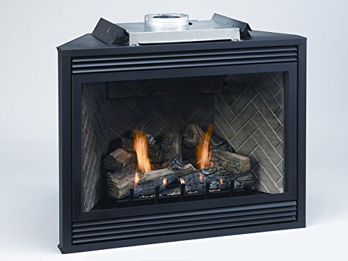 Amazing Deal Premium 42 Direct-Vent NG Multi-Function Control Fireplace