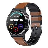 QFSLR Smartwatch, Reloj Inteligente Hombre con Monitor De...