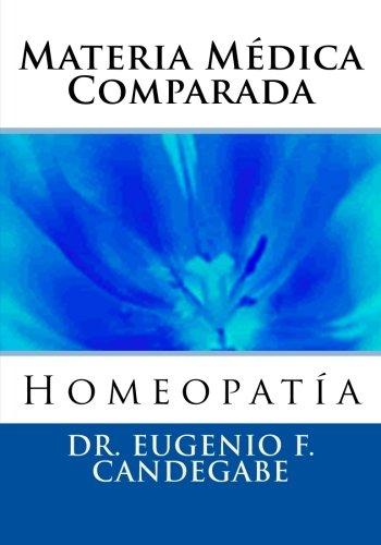 Materia Médica Comparada (Spanish Edition)