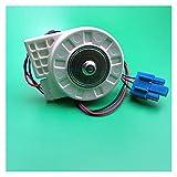 ZCX Zcxiong Nuevo refrigerador de ventilación del Motor del Ventilador para H/Aier Frigorífico 0064000944 DLA5985HAEH BCD-579WE Reverse Rotary Motor