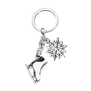 Best ice skate keychain Reviews