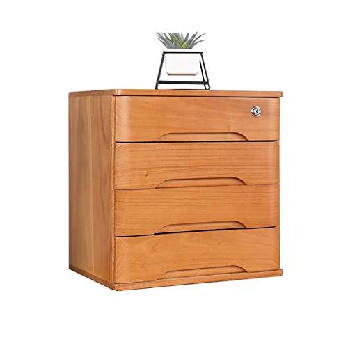 Preisvergleich Produktbild Bxwjg Abschließbarer Aktenschrank,  Stapelbar,  4-lagige Schubladenorganisation,  Verwendet for Bürobedarf Oder Desktop-Zubehör,  2Colors (Color : A1)