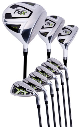 Pinemeadow Men's PGX Golf Set-Driver