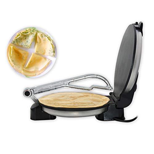 TYQIAO Steak-Maschine, Nuss-Kuchen Pancake Maker Hamburger Eiomelett Kuchen-Maschine, Antihaft-Pfanne leicht zu reinigen 1600w