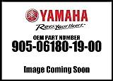 Yamaha 90506-18019-00 Spring, Tension; 905061801900 Made by Yamaha