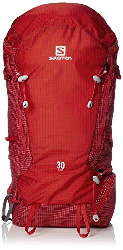 [サロモン] リュックサック バックパック X ALP 30 (エックス アルプ 30) FIERY RED/Barbados Cherry 30L