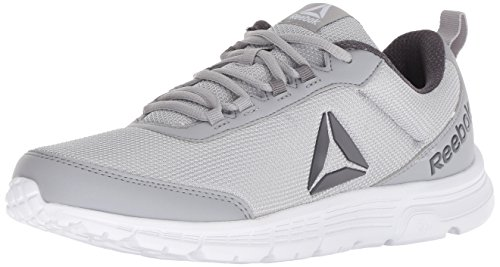 Reebok Speedlux 3.0 - Zapatillas deportivas para hombre, Gris (Cool Shadow/Spirit Blanco), 40 EU