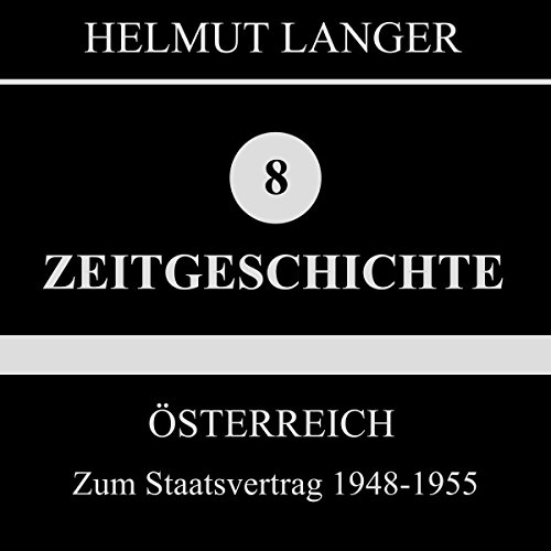 Zum Staatsvertrag 1948-1955 audiobook cover art