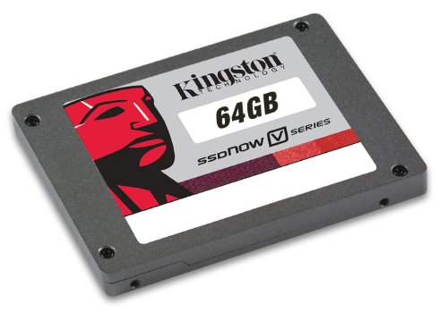 Kingston SSDNow V Series 64 GB SATA 3 GB/s 2.5- Inch Solid State Drive SNV425-S2/64GB