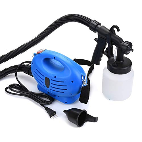 AIZYR Airless Paint Sprayers, Electric Spray Gun - Can Be Used for Car, Wood, Furniture, Etc, 2.5 Caliber Plastic Mouth (80Ml Capacity)