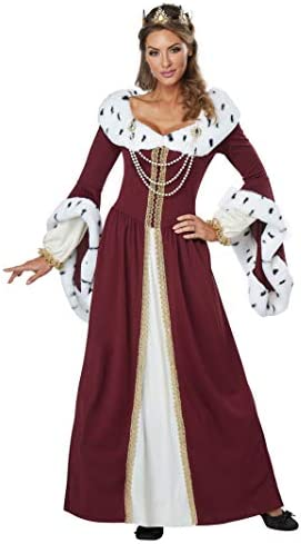 California Costumes Women s Royal Storybook Queen Costume multi Extra Large product image