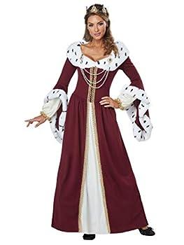 California Costumes Women s Royal Storybook Queen Costume multi Medium