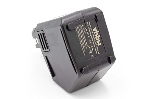 vhbw NiMH Akku 1500mAh (12V) für Elektrowerkzeug Werkzeug Powertools Tools wie Hilti 00315082, SBP12, SFB125