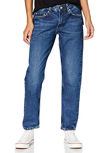 Pepe Jeans Mable Jeans Vaqueros, Azul (Denim 000), 30W   30L para Mujer