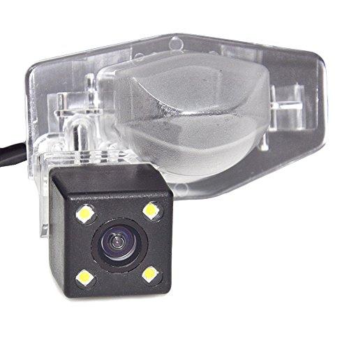 Auto Wayfeng WF coche monitor de marcha atrás para ayuda en el aparcamiento copia de seguridad cámara CCD de visión de luz LED para Honda nuevo Fit hatchback Honda CRV Odyssey