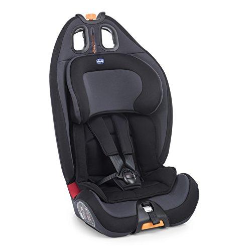 Chicco GroUp 123 Car Seat Seggiolino Auto, Nero