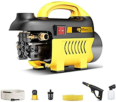 High Pressure Washer, Portable Jet Power Washer For Home Garden, Car Washing Machine (20 Mpa - 1800W - 320L/H) dljyy from Dljxx