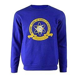 Logo: Midtown School of Science & Technology. Fondata nel 1962 Solo una felpa. Cotone e poliestere. Formato standard per gli uomini Comodo, di alta qualità.
