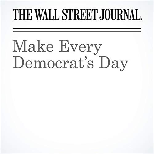 Make Every Democrat's Day copertina