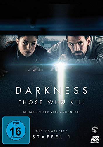 Darkness - Schatten der Vergangenheit (Staffel 1) / Die Ablegerserie von ›Nordlicht - Mörder ohne Reue‹ [2 DVDs]