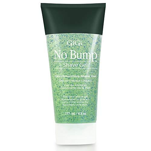 GiGi No Bump Skin Smoothing Shave Gel with Salicylic Acid...
