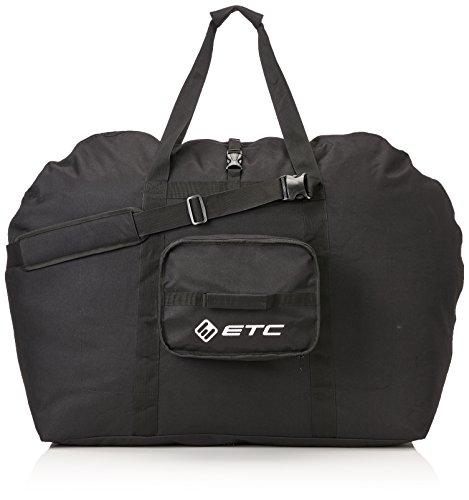 ETC Bag Folding Bike UP to 20 INCH Wheel Tasche, schwarz, Nicht zutreffend