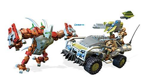Mega Construx - Halo FVK36 - UNSC Forgehog vs. Banished Goliath