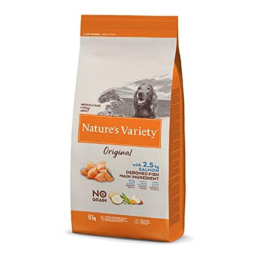 True Instinct No Grain - Nature's Variety - Pienso sin Cereales para Perro Adult Medium-Maxi con...