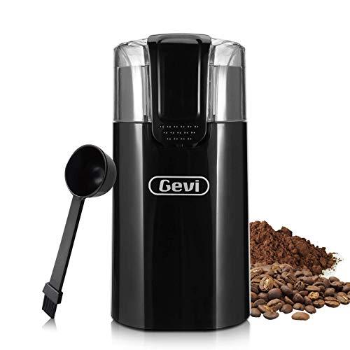 Electric Coffee Grinder Stainless Steel Blade Grinder for...