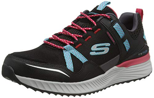 Skechers TR Ultra River Creeks, Zapatillas para Mujer, Negro, 37.5 EU