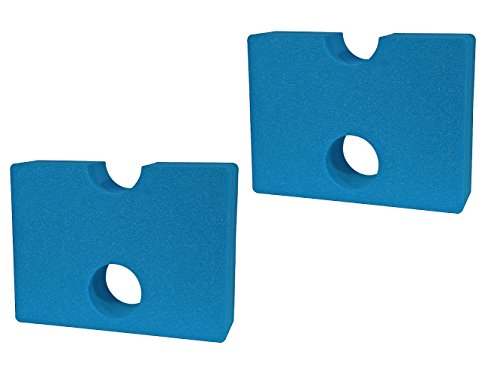 Equimore Cavaletti-Block S 2er-Set (blau)