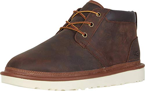 UGG Male Neumel Utility Classic Boot, Gingerbread, 10 (UK)